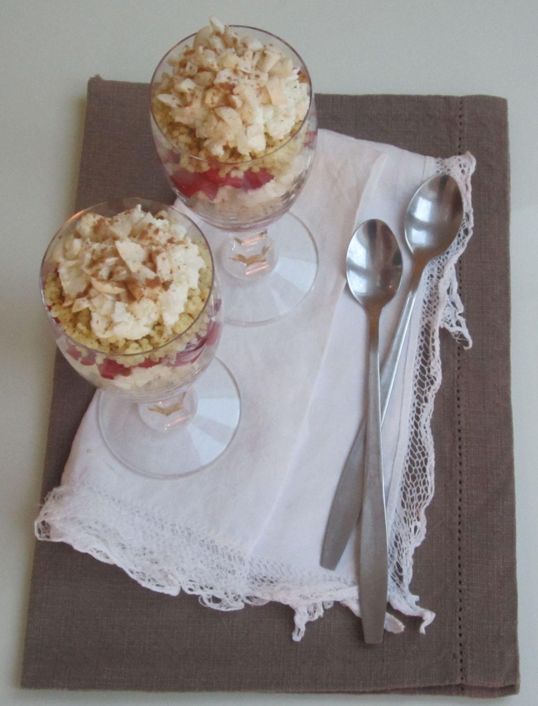 Proso, skuta, sadje in oreščki