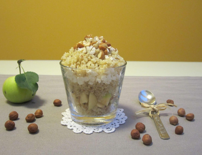 Jabolčna kvinoja