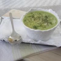 Cvetačna juha s proseno kašo ali prosena juha s cvetačo?
