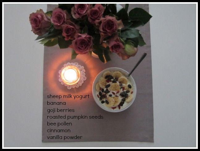 Ovčji jogurt