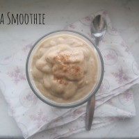 Maca smoothie - bolj kot puding