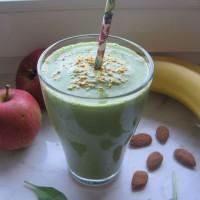 SOS zeleni smoothie