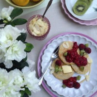 Sladki kvinojino vanilijevi polpetki (palačinke)