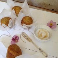 Medeni kokosovo vanilijevi kolački