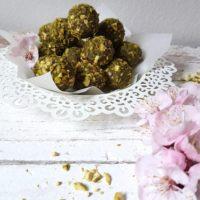 Zelene pistacijine kroglice