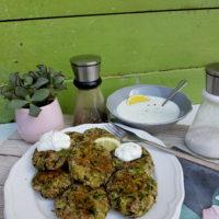Bučkini polpeti (tokrat veganski)