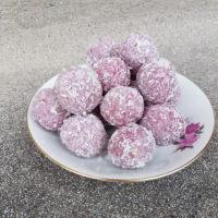 Rožnate kroglice