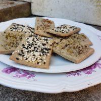 Krekerji iz sončničnih semen