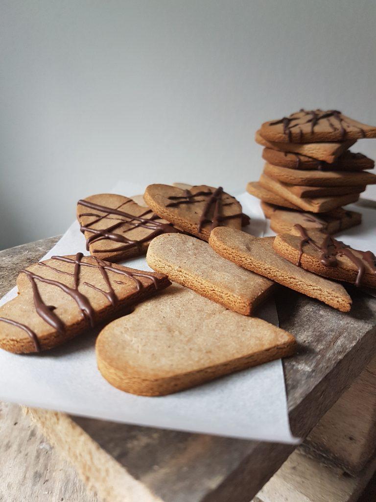 preprosti piškoti brez glutena