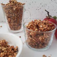 Jabolčna granola