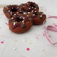 Čokoladno čokoladni krofi (brez glutena)