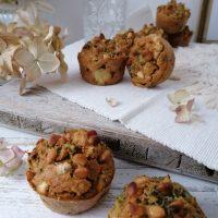 Zelenjavni kolački brez laktoze in glutena