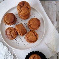 Sladki krompirjevi muffinčki